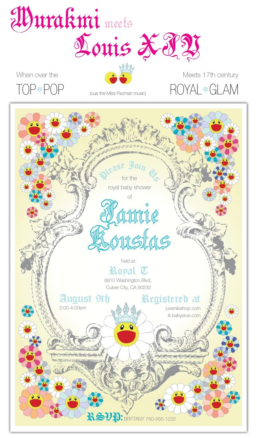 ... by Vanessa , 1st October 2010, Categories: Inspiration , Invitation