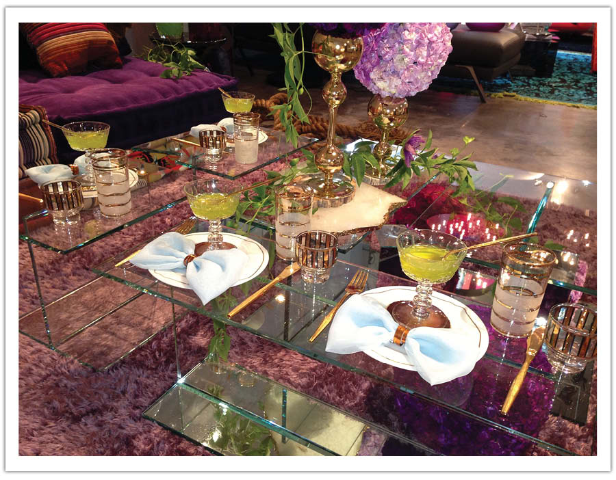 Alchemy Fine Events for Roche Bobois in Rivera Magazine (3)